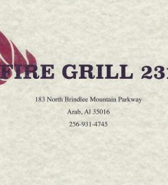 Fire Grill 231
